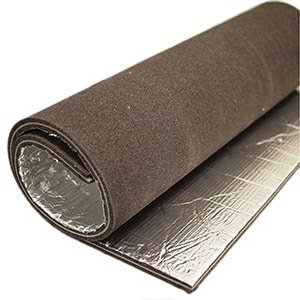 Foil Faced Acoustic Polyurethane Foam