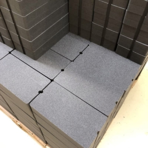 Flame Retardent Polyethylene Foam Fabrication