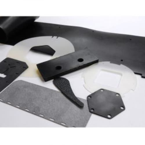 Solid Rubber Gaskets