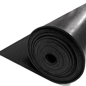 Bs2751 Solid Rubber