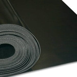 Solid Neoprene Insertion Rubber