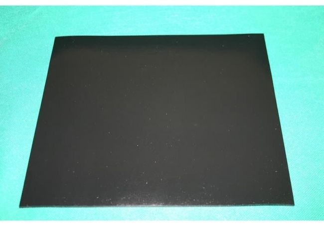 Abrasive Resistant Solid Rubber