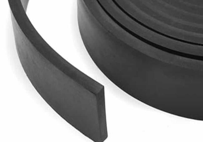Abrasive Resistant Rubber Strip