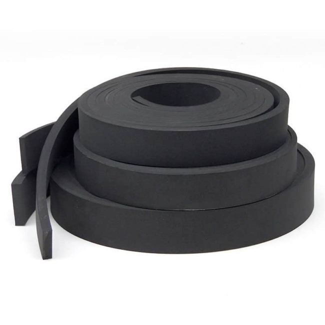 Bs2752 Solid Rubber Strip