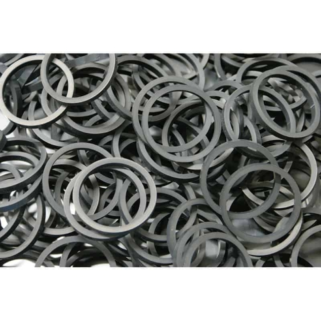 Bs2752 Solid Rubber Washers