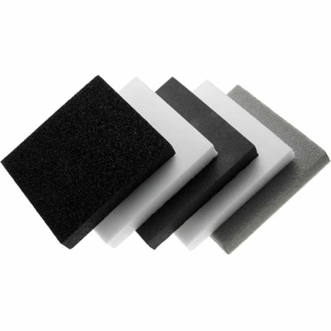 Flame Retardent Plastazote Foam Pads