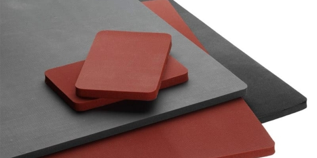 Flame Retardant Silicone Pads