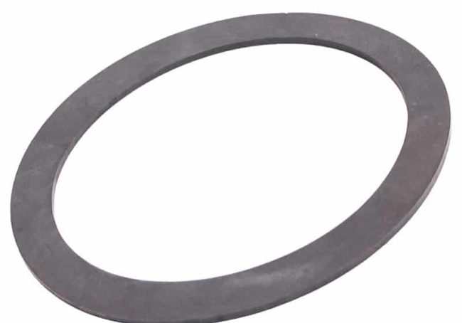 Flame Retardent Silicone Rubber Washers