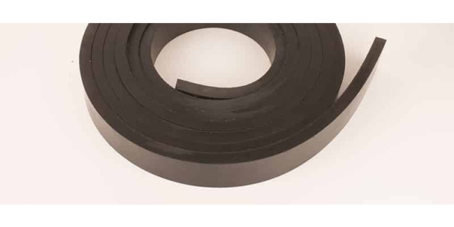 Flame Retardent Silicone Sponge Strip