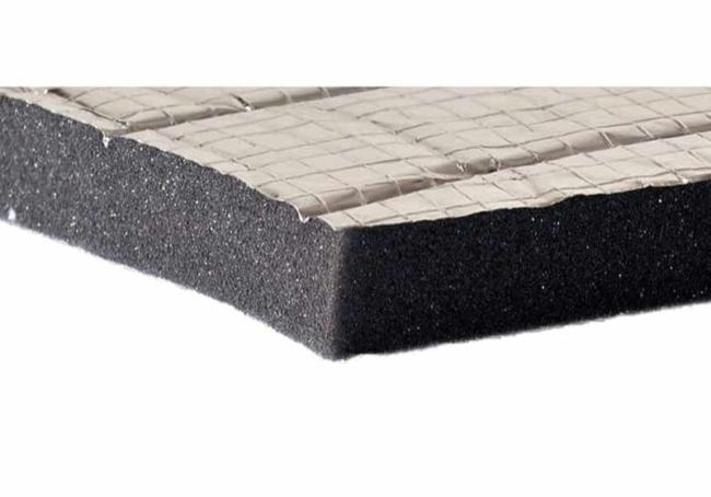 Foil Acoustic Foam Pad