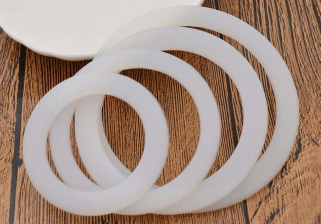 Food Quality Silicone Rubber Seals