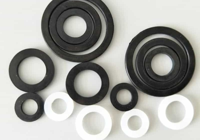 Food Quality Silicone Washers