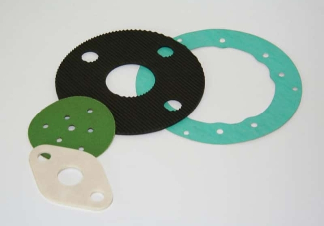 Food Quality Nitrile Rubber Gaskets