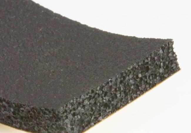 High Temperature Epdm Sponge Strip