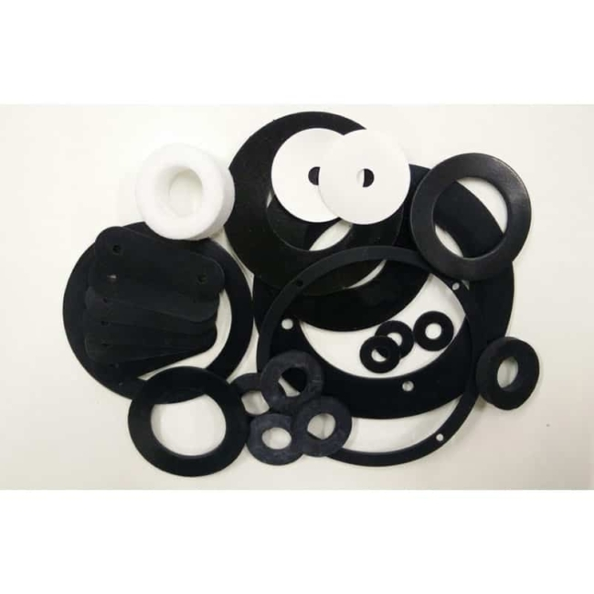 Metal Detectable Silicone Gaskets