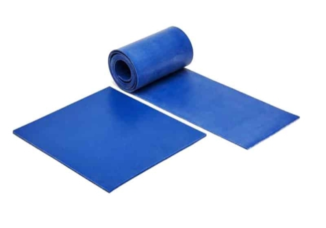 Metal Detectable Silicone Strip