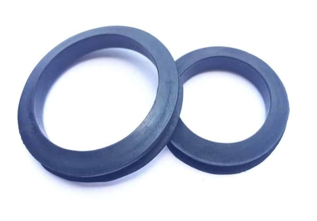 Metal Detectable Silicone Washers