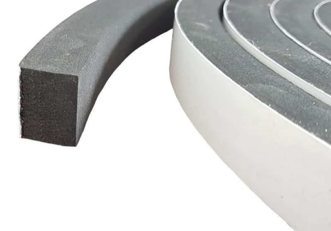 Flame Retardant Neoprene Seals