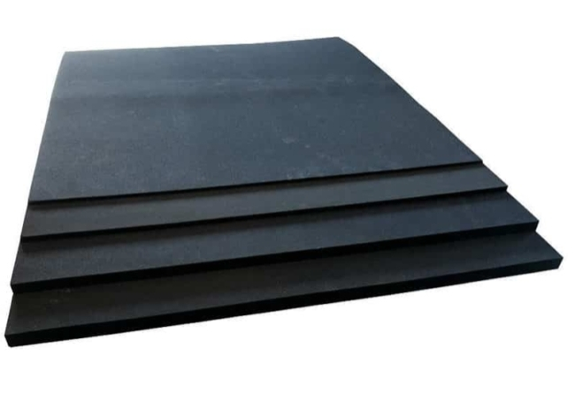 Flame Retardant Neoprene Foam Sheet