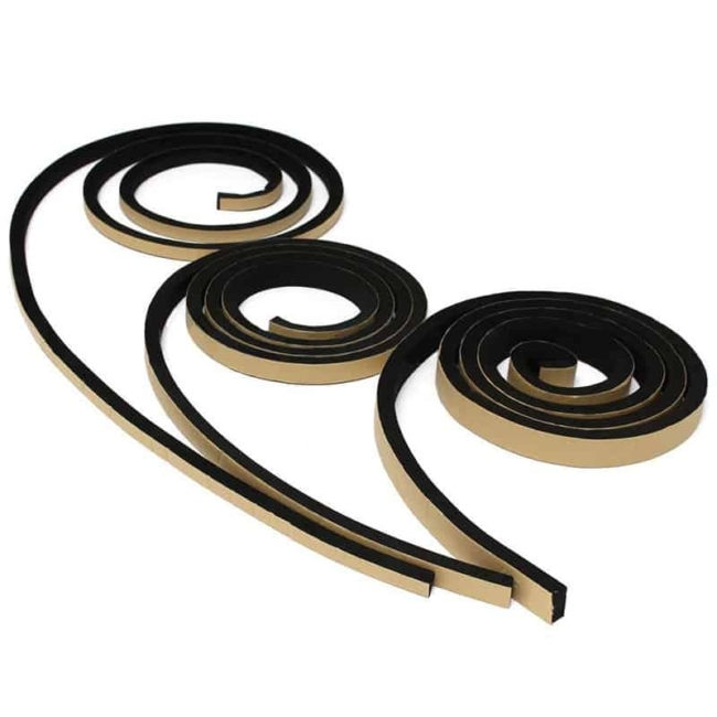Neoprene Foam Strip
