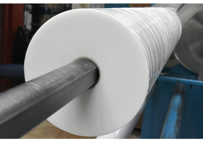Non Cross Linked Polyethylene Foam Rolls