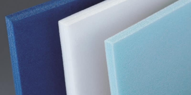 Non Cross Linked Polyethylene Foam Sheets