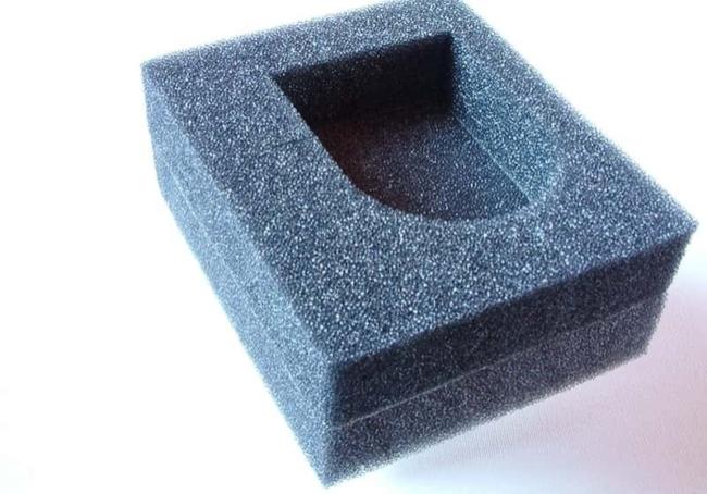 Polyester Foam Fabrication