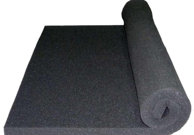 Polyester Foam Roll