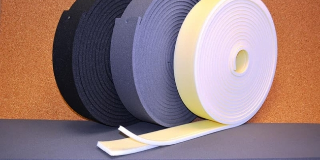 Polyethylene Foam Seals