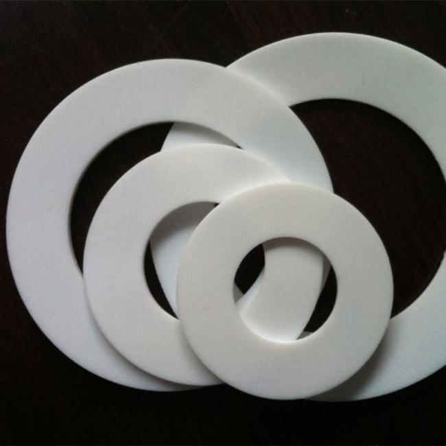 Ptfe Plastic Washers