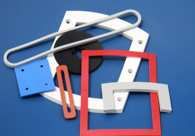 Reinforced Silicone Rubber Gaskets