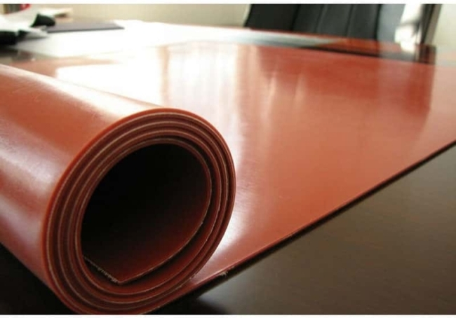 Reinforced Silicone Rubber