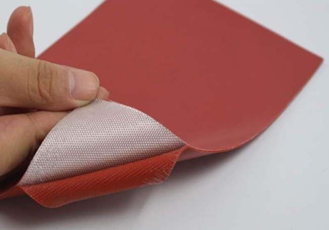 Reinforced Silicone Sheets