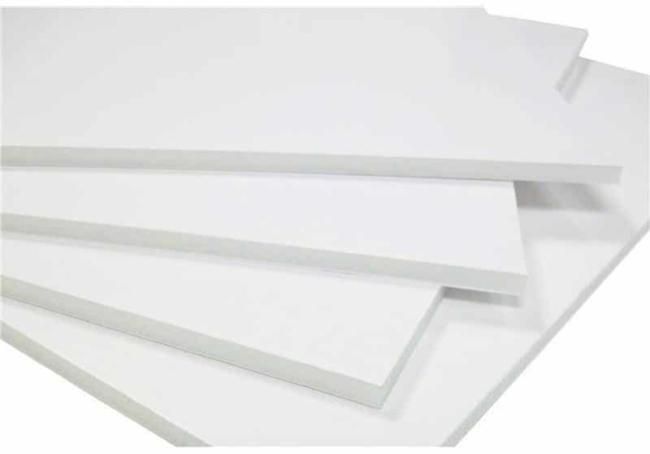 Slow Recovery Pvc Foam Sheets