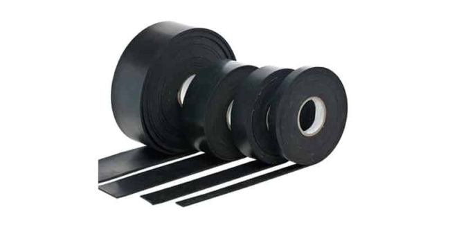 Commercial Rubber Strip