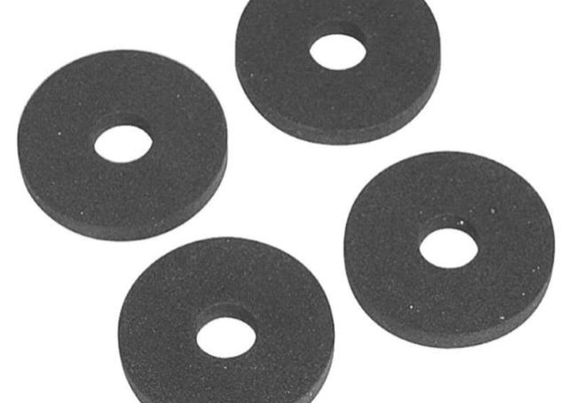 Static Disipative Foam Washers